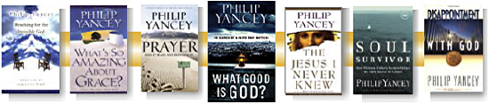 Books by Philip Yancey